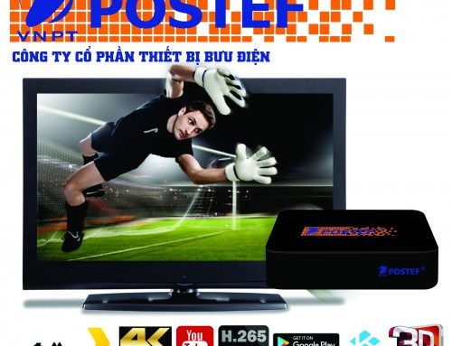 Set top box smart Android