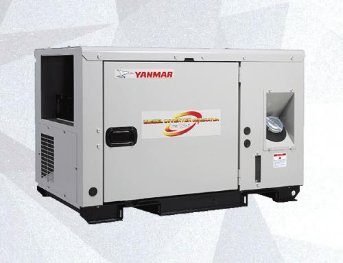 YANMAR's generator
