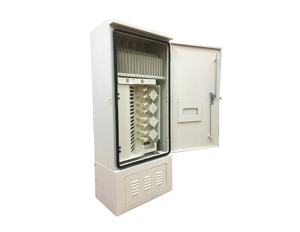 Tủ đấu nối quang 192FO đặt bệ