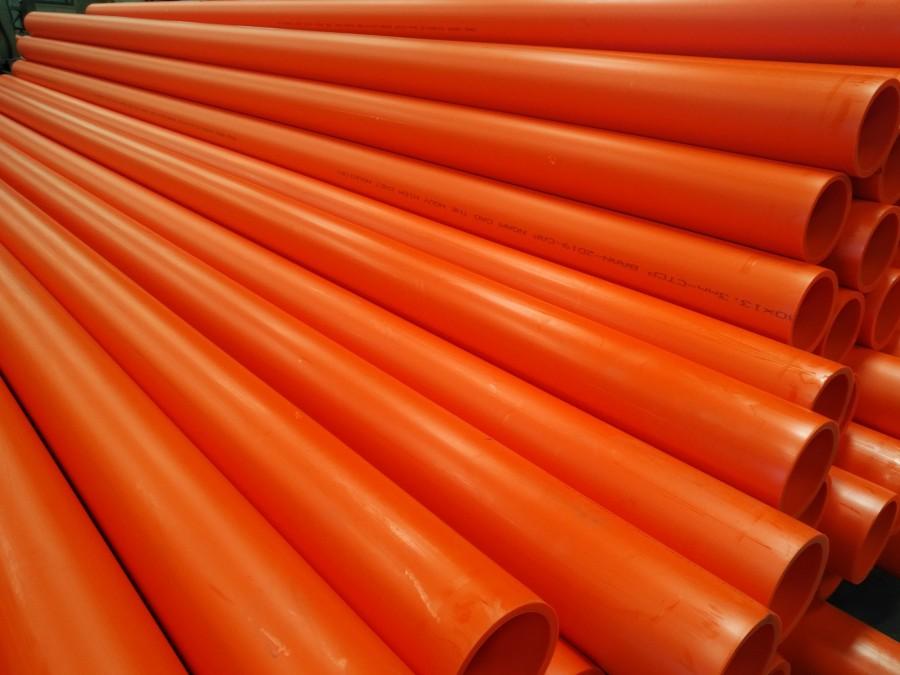 Ống nhựa PVC-U dùng cho tuyến cáp ngầm